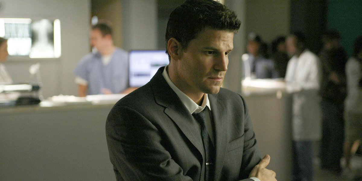 David Boreanaz in Bones