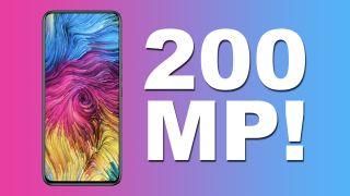 200MP phone