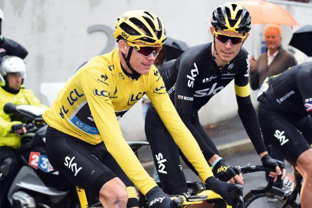 Rowe was an invaluable part of Chris Froome's Tour de France win. Photo: Graham Watson