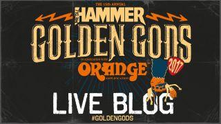 The Metal Hammer Golden Gods 2017