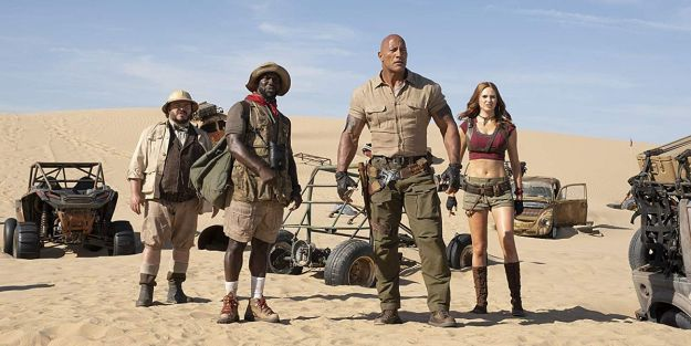 Jumanji: The Next Level Review: It's The Same Thing With A New Coat Of Paint