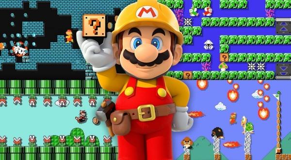 Nintendo Has Announced A New Super Mario Maker, Get The Details - CINEMABLEND