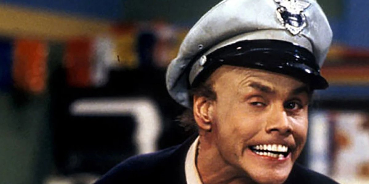 Jim Carrey as Fire Marshall Bill on In Living Color