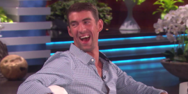 So, Michael Phelps Apparently Secretly Got Married Months Ago