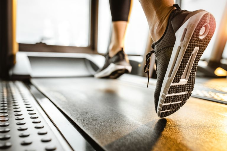 An Olympic champion's guide to winter running training on a treadmill
