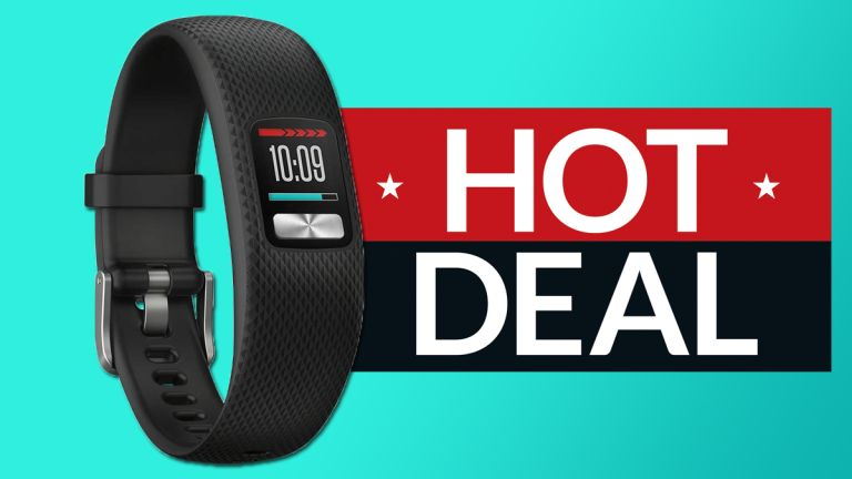 Cheap Garmin fitness band deal: Garmin vivofit 4 for 24% off