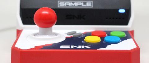 SNK Neo Geo Mini review | TechRadar