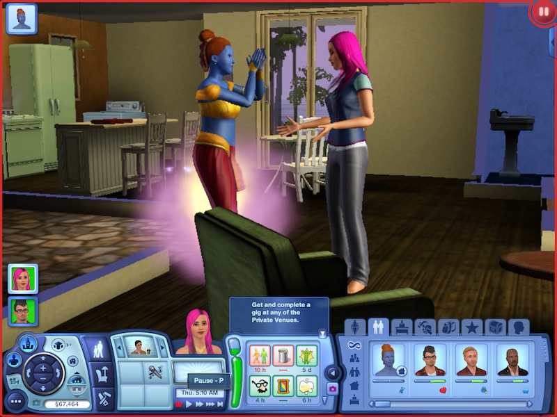 The Sims 3 Showtime Expansion Pack Review: Music, Magic And Acrobatics #21051
