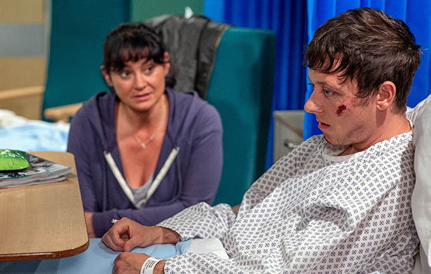 Emmerdale spoilers! Moira Dingle is rejected by her son Matty