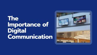 The importance of digital communication during the COVID-19 pandemic.