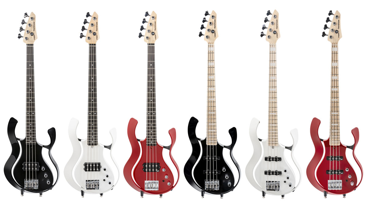 Summer NAMM 2019: Vox unveils futuristic Starstream Active Bass guitars | MusicRadar