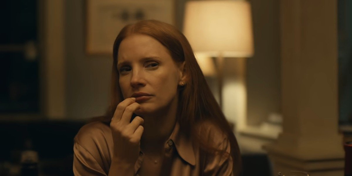 Jessica Chastain in Scenes from a Marriage