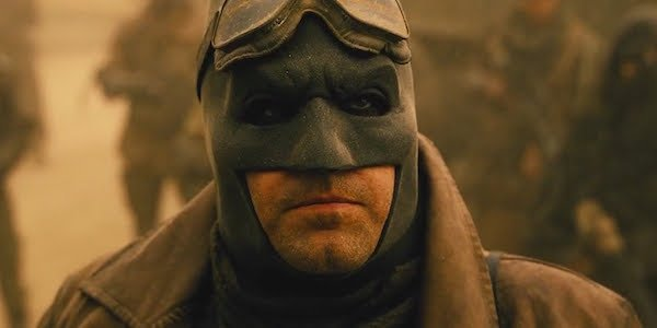 Batman star Ben Affleck