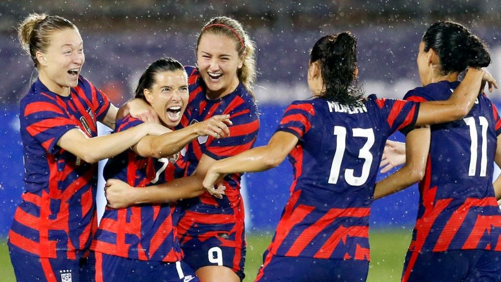 Tokyo Olympics: How to watch women's soccer