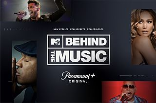 Behind the Music on Paramount Plus