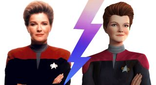 """Kate Mulgrew will voice her Captain Janeway character in the new, animated show """"Star Trek: Prodigy."""""""