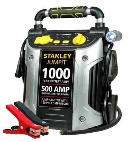 Stanley J5c09 1000 Amp W Compressor Review Pros Cons And Verdict