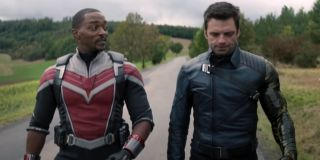 Anthony Mackie and Sebastian Stan on The Falcon and the Winter Soldier