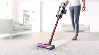 Dyson V12 could bring big suction gains