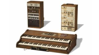 The Moogseum is all set to open and features the prototype for the