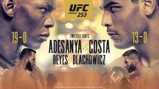 UFC 253 en streaming