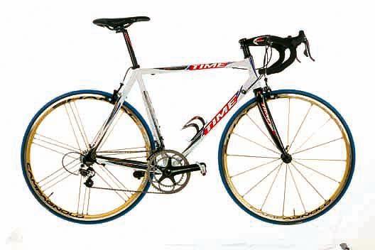 Time road bike