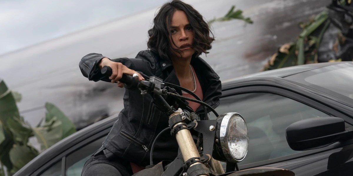 Letty in Fast and Furious 9