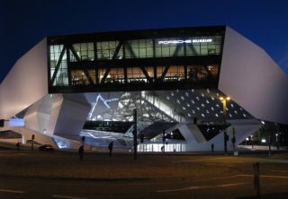 AV Technology Undergoes Update in Porsche Museum