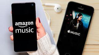 Apple Music vs Amazon Music