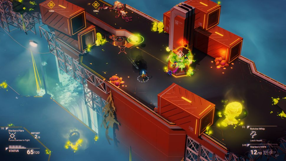Gorgeous sci-fi roguelike shooter Beacon has got some fresh new updates