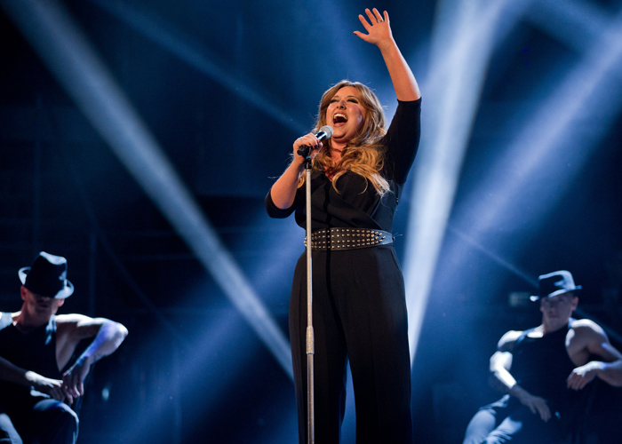 Leanne Mitchell crowned winner of The Voice