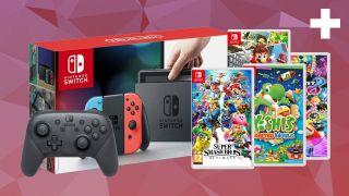 cheap Nintendo game deals UK