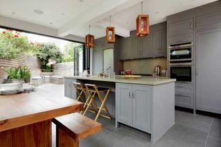 urban kitchen extension