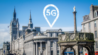 EE 5G in 12 more towns and cities.