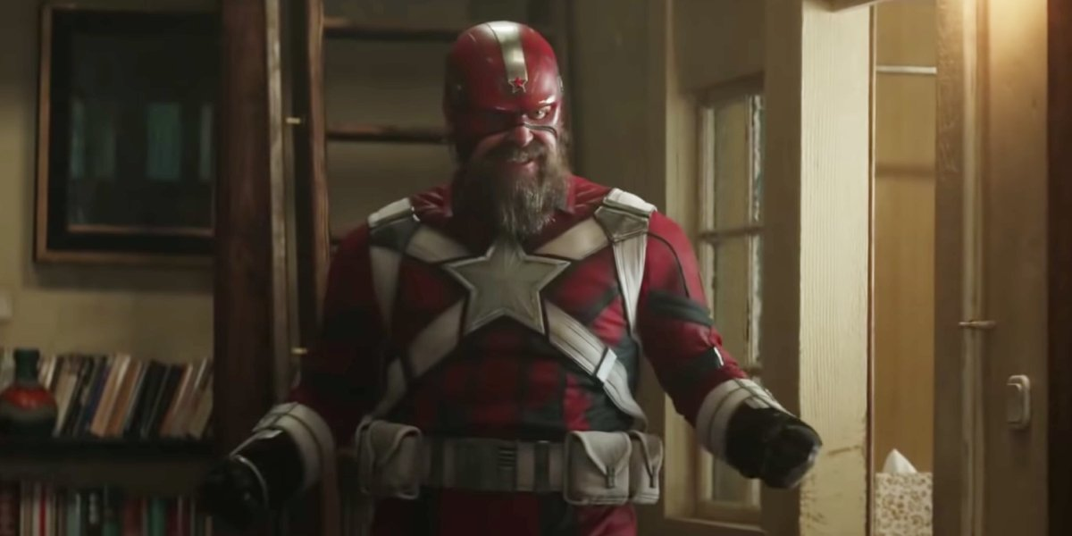 Red Guardian: What We Know About David Harbour's Black Widow Character From The Comics