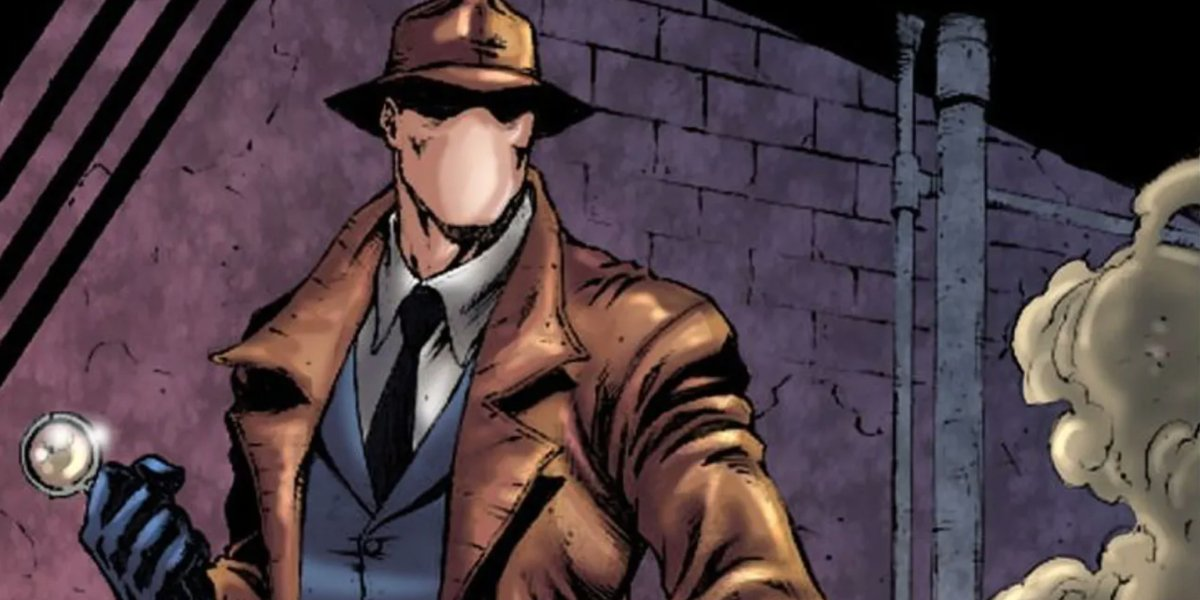 DC's mysterious vigilante, The Question