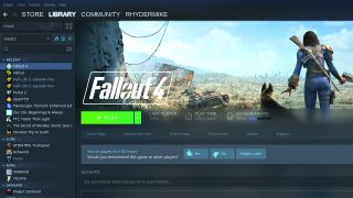 Linux Gaming With Steam