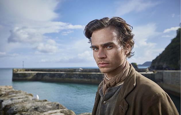Tom York, who plays Sam in Poldark
