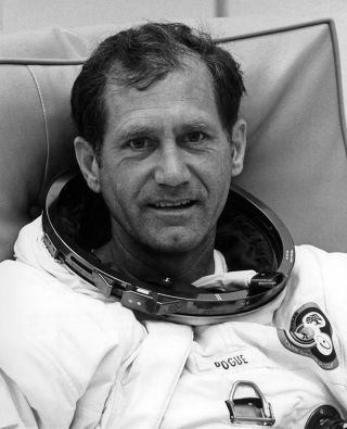 "Astronaut William ""Bill"" Pogue"