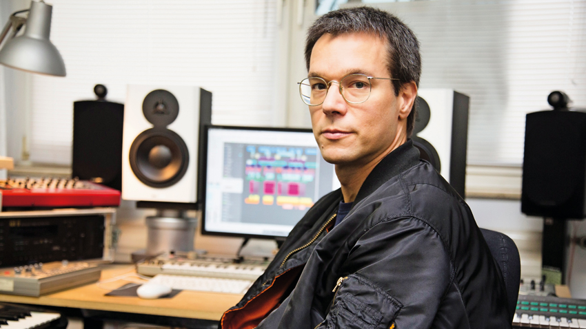 Roman Flügel on his production philosophy, and why he still wants a Moog