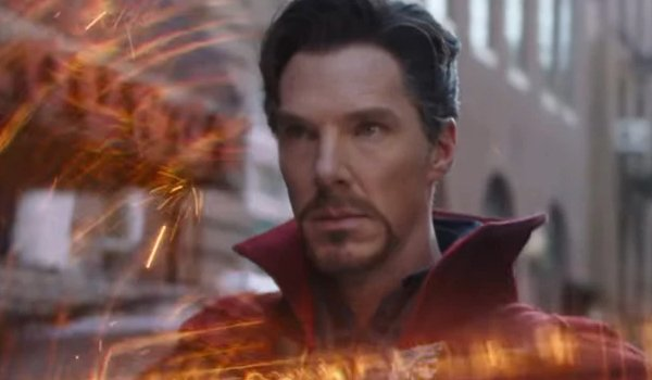 Doctor Strange in Avengers Infinity War