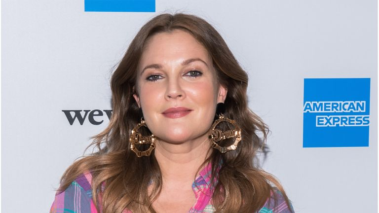 "NEW YORK, NEW YORK - MAY 15: Drew Barrymore attends American Express and WeWork ""For The Love Of Collaboration"" at WeWork on May 15, 2019 in New York City. (Photo by Mike Pont/Getty Images)"