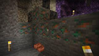 Minecraft 1.17 Copper