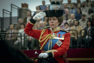 The Crown is back on Netflix this month.