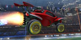 How To Get New WWE Items In Rocket League