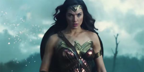 Wonder Woman No Man's Land Gal Gadot