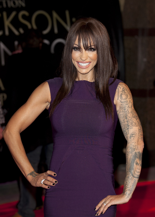 Is Jodie Marsh tipped for Dancing On Ice?