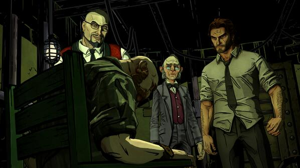 Wolf Among Us Episode 2 Releasing On PS3 And PC Today #30528