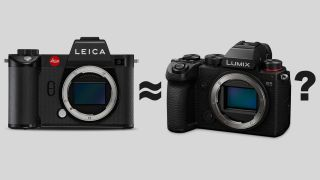 Leica SL2-S is on the way… will it be a rebodied Panasonic S5? Leica SL2-S Panasonic S5