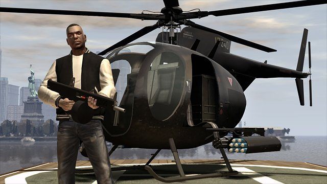 Grand Theft Auto: Ballad Of Gay Tony Full Weapons List, Screenshots #9641